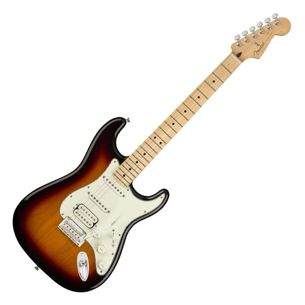 Fender Player  HSS Strat 3 Colour Sunburst MN (RRP £609)